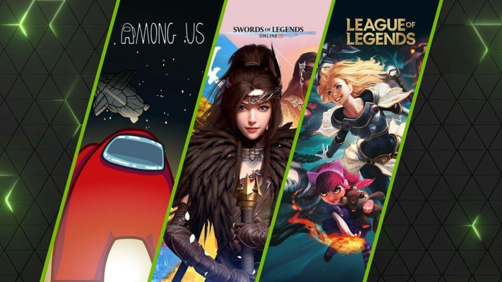 Liste des jeux disponibles sur GeForce Now