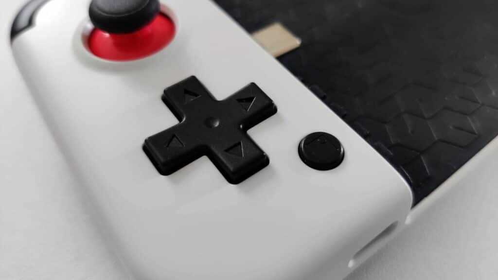 La croix de la GameSir X2